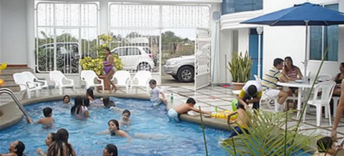 Hotel Ocean Blue Crucita Ecuador